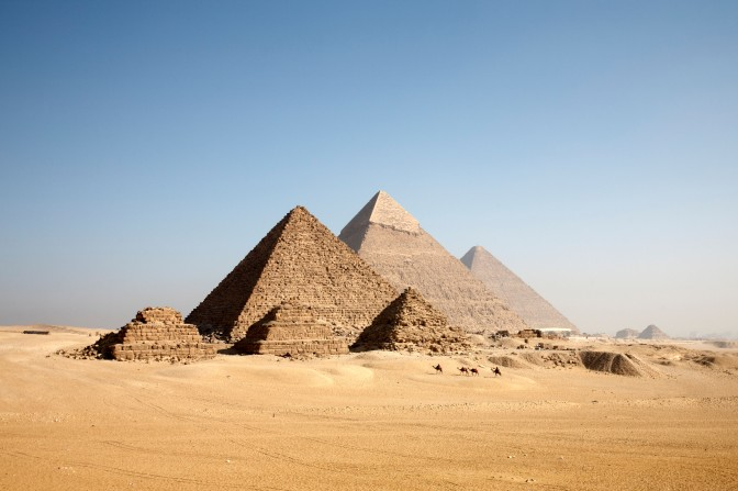 8 Awe-Inspiring Pyramids From Around the World