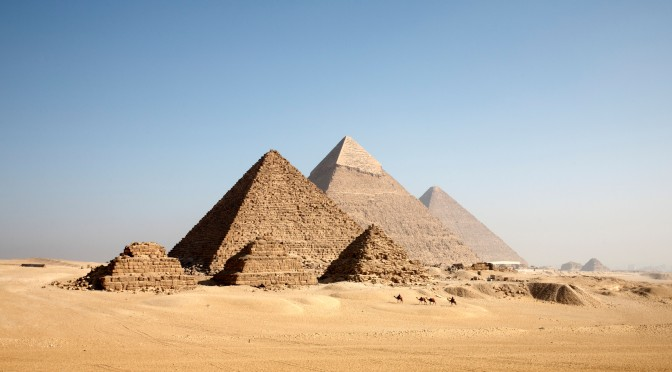 8 Awe-Inspiring Pyramids From Around the World